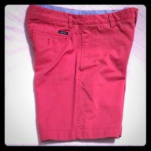 Chaps shorts flat front sz 30 & 8 in inseam
